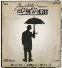 Tim Holtz® Alterations | Sizzix® Bigz™ Dies - Umbrella Man 657189
