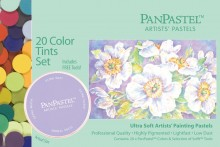 Pan Pastels 20 Colors Set -- Tints