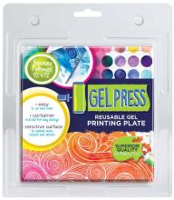 """Gel Press 12"""" x 12"""" Reusable Gel Printing Plate"""
