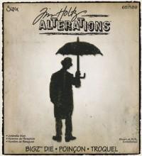 Tim Holtz® Alterations | Sizzix® Bigz™ Dies - Umbrella Man 657189