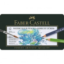 Faber-Castell Albrecht Dürer Watercolor Pencils - Tin of 12