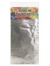 "Tim Holtz Adirondack Alcohol Ink Foil Tape Sheets 6 x 12"""