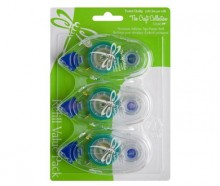 Tombow Mono Adhesive - Permanent Refill 3-Pack