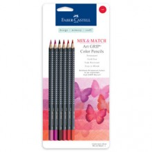 Faber-Castell Art GRIP® Color Pencils - Red