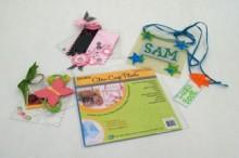 "Grafix Clear Craft Plastic .020"""