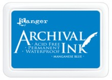 Archival Ink #0 Pads