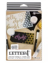Ranger Letter It™ Perfect Pearls Technique Kit