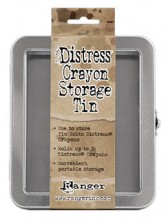Tim Holtz Distress® Crayon Storage Tin