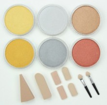 PanPastel 6-Color Metallic Set