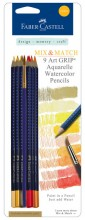 Faber-Castell Art GRIP® Aquarelle Watercolor Pencils - Yellow