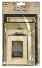 Tim Holtz® Idea-ology™ Paperie - Baseboard Frames
