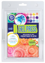 "Gel Press 5"" x 7"" Reusable Gel Printing Plate"