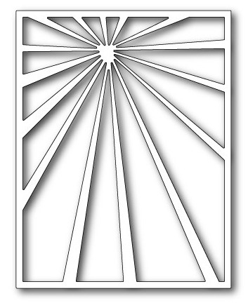 memory box die radiant frame 99487 marco 39 s paper