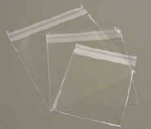 Crystal Clear Square Envelopes