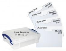 Zutter Handy Magnetic Die & Stamp Storage System