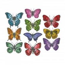Tim Holtz® Alterations   Sizzix® Framelits™ Die Set 20-Pack - Flutter