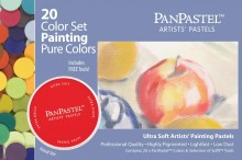 PanPastel 20 Color Set -- Painting